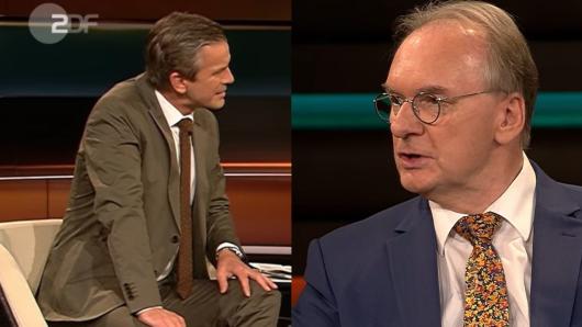 Reiner Haselhoff zu Gast bei Markus Lanz (ZDF).