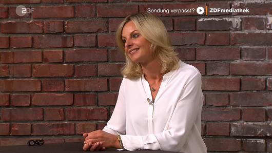 Susanne Steigers Frage lässt die Gebote in die Höhe schießen.