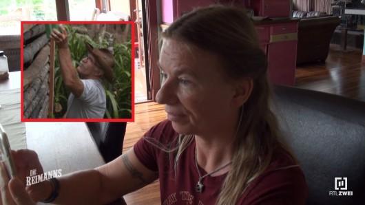 """""""Die Reimanns"""": Manu leidet sehr darunter, dass sie ihre Enkel wegen Corona nicht sehen kann."""
