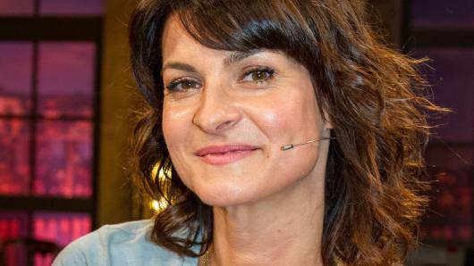 """""""Frühstücksfernsehen""""-Moderatorin Marlene Lufen."""