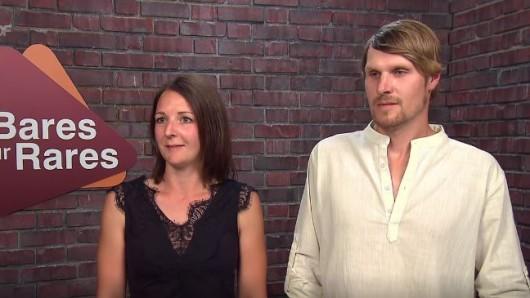 Bares für Rares: Vanessa und Michael aus Lüdinghausen in NRW.