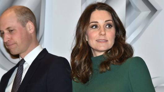 Prinz William und Kate Middleton lernten sich während ihres Studiums kennen.