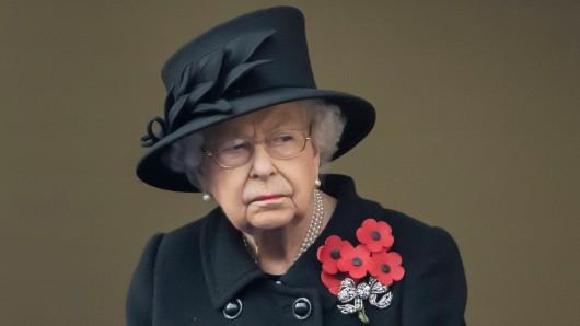 Queen Elizabeth II.: Auch für die Königin läuft dieses Jahr nicht alles nach Plan. (Symbolbild)