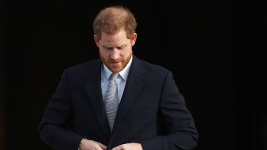 Diese Situation soll Prinz Harry das Herz gebrochen haben. (Archivbild)