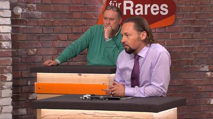 """""""Bares für Rares"""" (ZDF): Händler winken bei Rarität schon ab – dann entdecken sie DAS"""