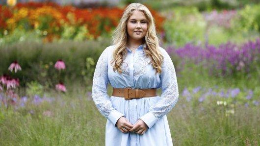 Die Fans halten zu Prinzessin Amalia: Die 17-Jährige wurde Opfer einer fiesen Parodie.