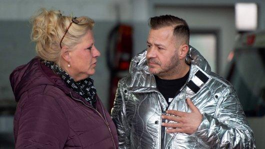 """""""Die Wollnys"""": Silvia Wollny, hier mit Entertainer Willi Herren, regt sich furchtbar auf. (Symbolbild)"""