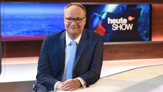 """Oliver Welke präsentiert seit 2009 die """"Heute Show"""" (ZDF)."""