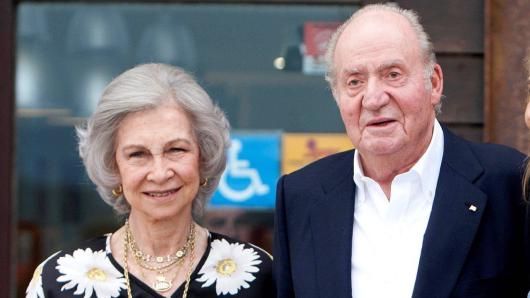 Lassen sich König Juan Carlos und Ehefrau Sofia etwa bald scheiden?