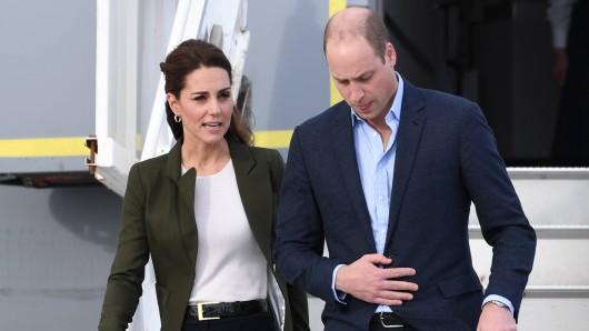 Kate Middleton und Prinz William treffen eine Entscheidung, die Prinz Charles wohl nicht gefallen dürfte.