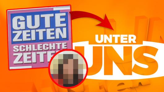 """RTL-Zuschauer werden bald ein bekanntes Gesicht bei """"Unter uns"""" sehen - ein Star aus GZSZ kommt in die Schillerallee."""