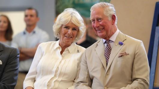 Herzogin Camilla und Prinz Charles haben allen Grund zur Freude.