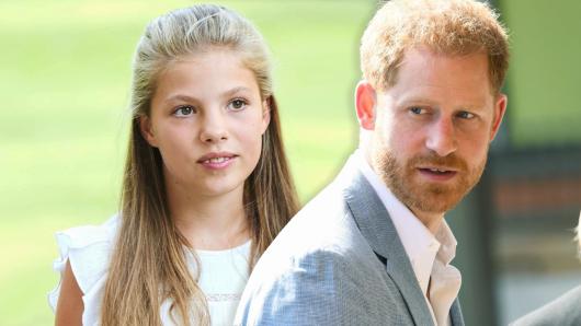 Prinzessin Sofia hat als Zweitgeborene zwei Möglichkeiten: Entweder sie verpflichtet sich den spanischen Royals oder sie schlägt einen eigenen Weg ein – wie Prinz Harry.