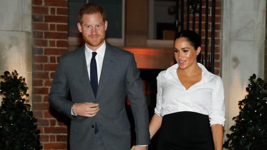 Prinz Harry und Meghan Markle wollen in einem TV-Interview über alles auspacken.