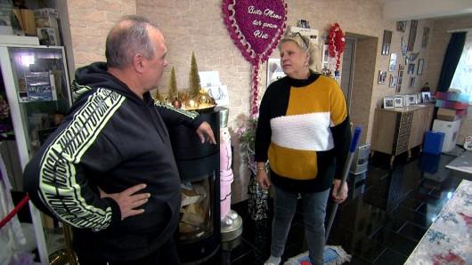 Silvia Wollny stellt ihre Karriere vor das Wohl ihres Partners Harald.