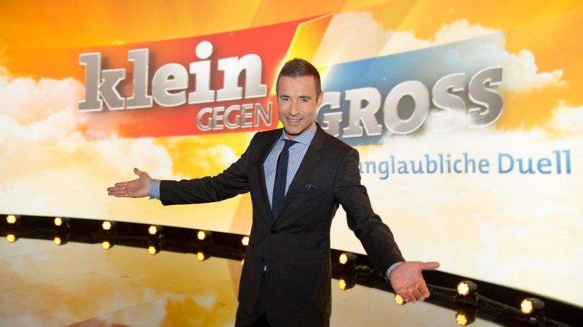 """ARD: Zuschauer-Frust bei """"Klein gegen Groß"""" mit Kai Pflaume – """"Einzige Katastrophe"""" - Der Westen"""