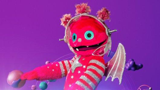 """Es gibt """"The Masked Singer""""-Nachwuchs: Der Monstronaut."""