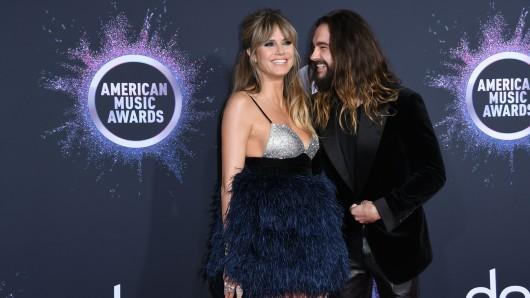 Heidi Klum und Tom Kaulitz zeigen auf Instagram private Einblicke. (Archivfoto)