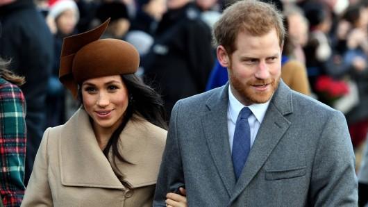 Meghan Markle und Prinz Harry haben den nächsten Schritt gemacht.