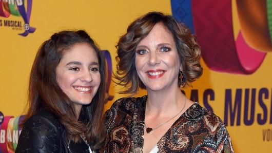 Danni Büchner und ihre Tochter Jada Karabas. (Archivbild)