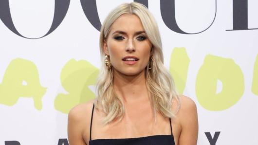 Sehen wir Lena Gercke bald im Playboy? Das Model spricht Klartext.