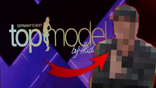 """ER feiert sein """"Germany's next Topmodel""""-Comeback."""