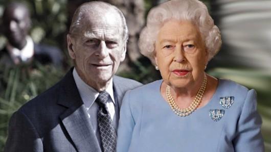 Queen Elizabeth II. trauert um ihren Ehemann Prinz Philip.