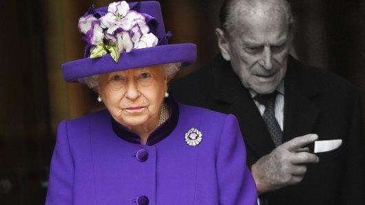 Queen Elizabeth II. feiert ihren ersten Geburtstag als Witwe.