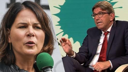 Verleger Wolfram Weimer machte klar, was die größte Schwachstelle in der Kanzlerinkandidatur von Annalena Baerbock ist.
