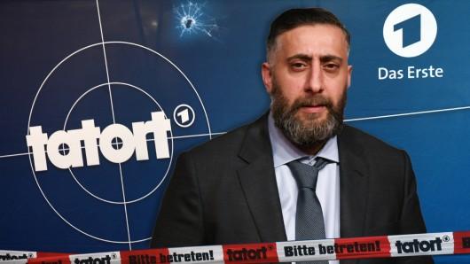 """Kida Khodr Ramadan gibt an, beim ARD-""""Tatort"""" nicht genug verdient zu haben."""