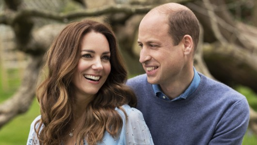 Kate Middleton und Prinz William gaben sich vor genau zehn Jahren das Ja-Wort.
