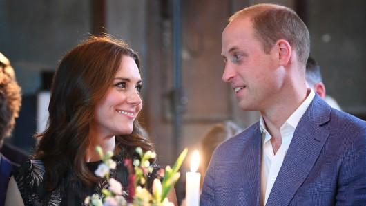 Sie sind das absolute Traumpaar der Royals: Kate Middleton und Prinz William.