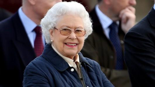 Queen Elizabeth II. belohnt einen berühmten Erotikshop mit einer besonderen Auszeichnung.