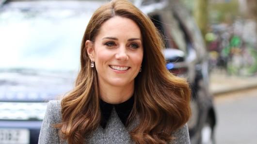Kate Middleton hat allen Grund zur Freude.