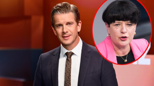 FDP-Politikerin Christine Aschenberg-Dugnus sorgte mit einem Satz für Empörung bei manchen Lanz-Zuschauern.