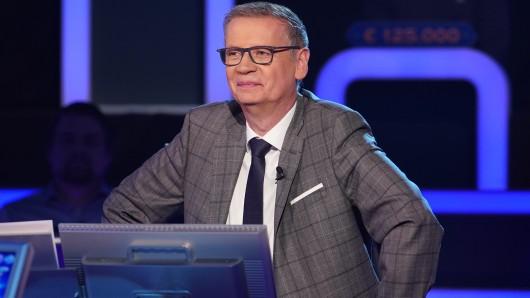 """""""Wer wird Millionär?""""-Moderator Günther Jauch hat selbst keine Ahnung, was am 3. Juni gezeigt wird."""