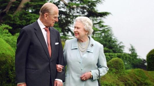 Prinz Philip und Queen Elizabeth II. waren ein absolutes Dream-Team.