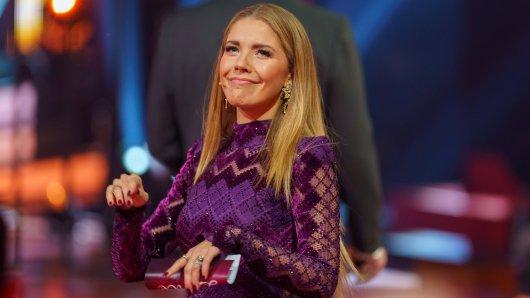 """""""Let's Dance"""" (RTL): Fans sorgen sich um Victoria Swarovski."""