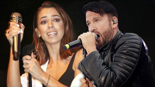 Würde Vanessa Mai wirklich gemeinsame Sache mit Michael Wendler machen? Die Sängerin bezieht Stellung.