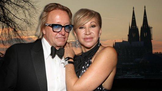 Robert und Carmen Geiss wurden tatsächlich aus einem Kölner Szene-Restaurant geschmissen.