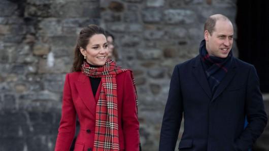 Experten mit deutlichen Worten – DABEI werden Kate und William verlieren. (Archivbild)