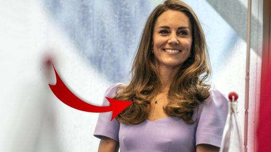 Kate Middleton hat wunderbare Neuigkeiten zu verkünden – doch die geraten bei DIESEM Anblick schnell in den Hintergrund.