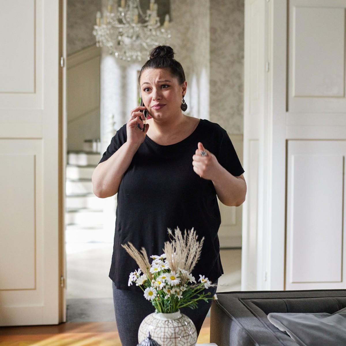 Augustin schwanger julia ist Julia Leischik: