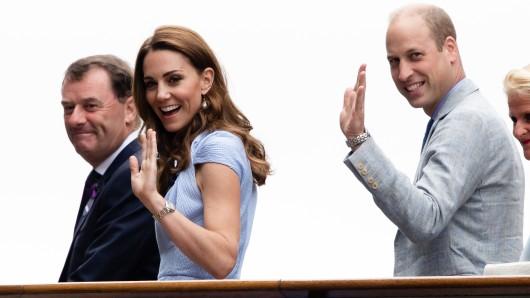 Ziehen Prinz William und Kate Middleton aus London weg? (Archivbild)