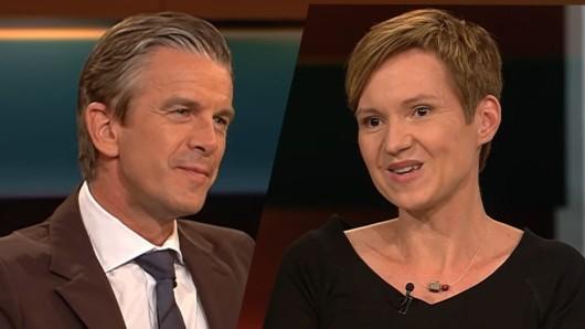 Professorin Susanne Schreiber bei Markus Lanz.