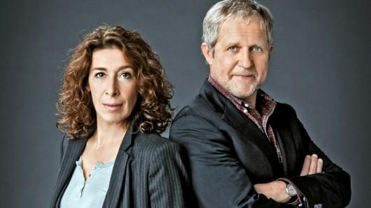 """In Wien haben die """"Tatort""""-Ermittler Bibi Fellner (gespielt von Adele Neuhauser) und Moritz Eisner (gespielt von Harald Krassnitzer) das Sagen."""