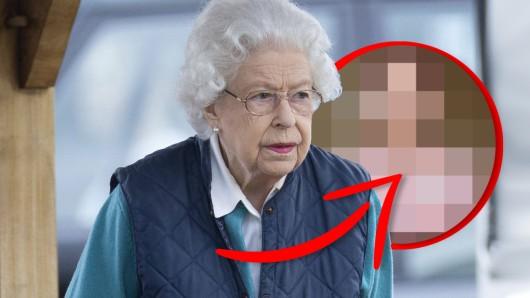 """Queen Elizabeth II. soll """"not amused"""" gewesen sein, als sie den ursprünglichen Namen DIESER Prinzessin hörte."""