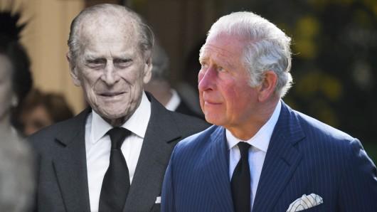 Prinz Philip soll das Leben seines Sohnes Prinz Charles in einen Alptraum verwandelt haben.