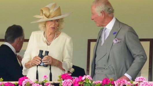 Camilla Parker-Bowles und Prinz Charles.