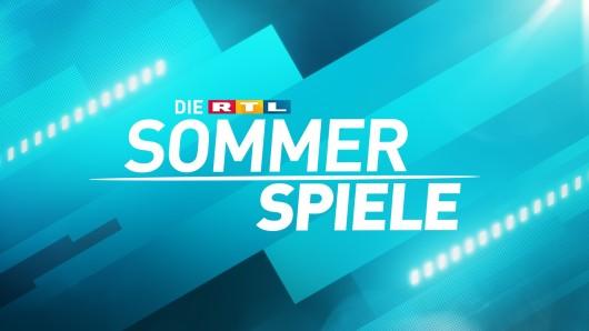 Bei den RTL Sommerspielen kam es direkt zu Beginn der Liveshow zu einem Fauxpas.